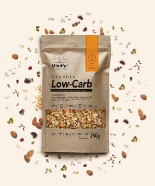 MINDFUL NUTRITION EN GRANOLA LOW CARB 250 GR