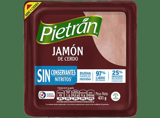 Jamon Pietran estandar X 431gr