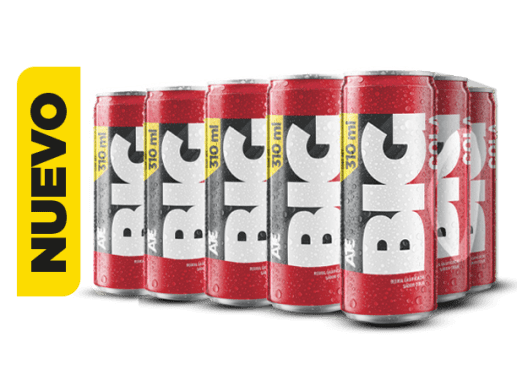BIG Cola Lata 310ml