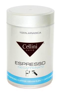 Cellini Premium Decaff Ground Molido x250gr