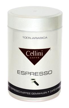 Cellini Premium Espresso Ground Molido 250g