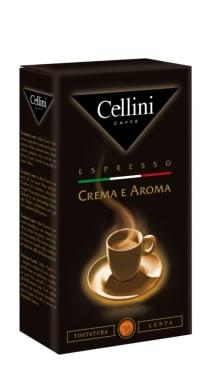 Cellini Crema e Aroma Molido Ground 250gr