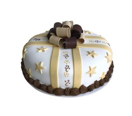 Torta Mini Regalo Estrella