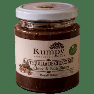 Mantequilla Choco Nut Vegan Kumpy