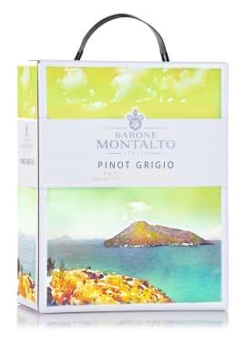 BARONE MONTALTO PINOT GRIGIO SICILIA BIB 3LT