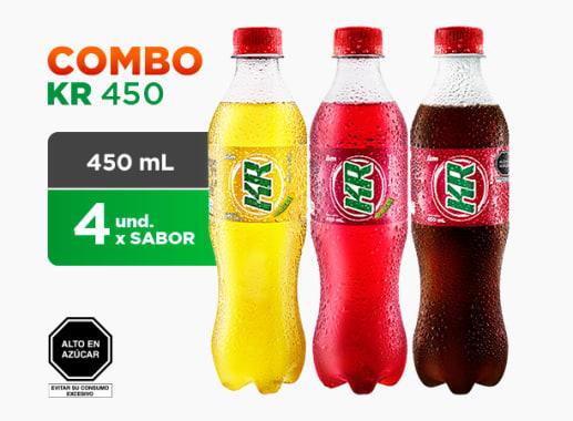 Combo Mix  KR 450ml