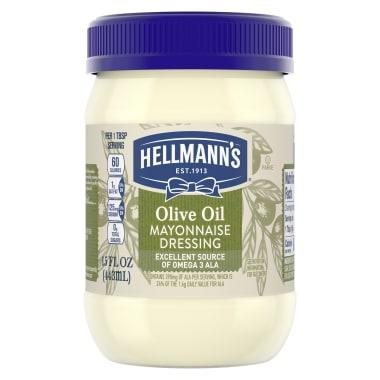 Hellmann's Mayonesa con Aceite de Oliva