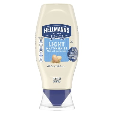 Hellmann's Mayonesa Real Mayo Light