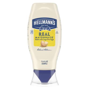 Hellmann's Mayonesa Real Mayo