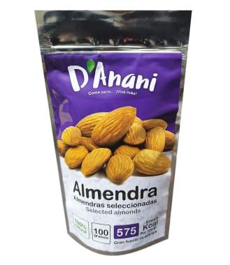 ALMENDRA 100G D'ANANI