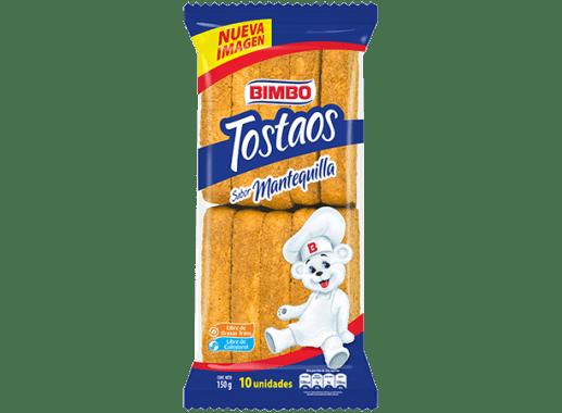 Tostadas Mantequilla Bimbo 150gr
