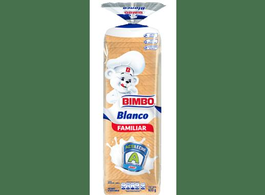 Pan Blanco 600gr