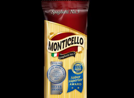 Spaghetti Monticello X 500gr