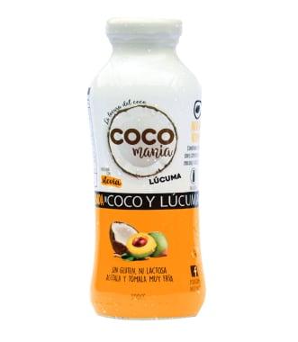 BEBIDA DE COCO Y LUCUMA 300ML COCOMANIA