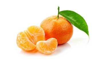 Mandarina sin pepa