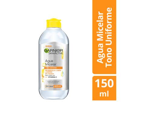 Agua Micelar Express aclara Garnier SkinActive
