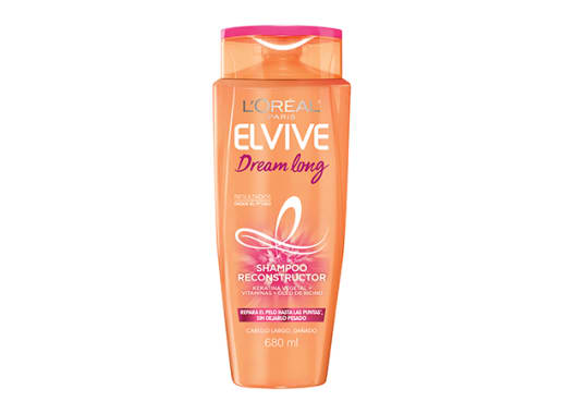 Shampoo Dream Long Repara Puntas 680ml Elvive