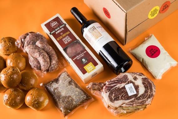 Box Full Meat - 355
