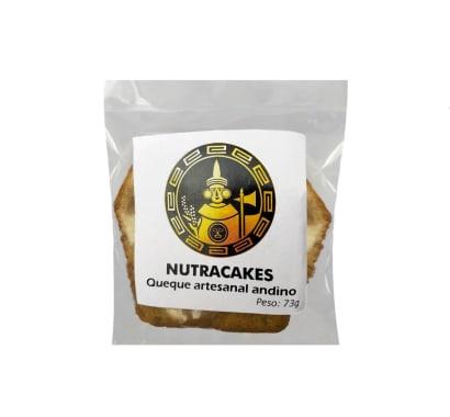 QUEQUE ARTESANAL ANDINO 73 G NUTRACAKES