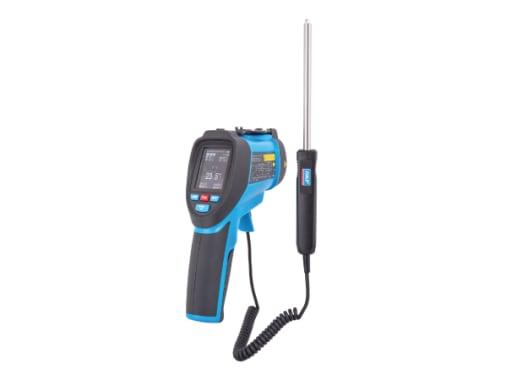 Termómetro infrarrojo TKTL 40