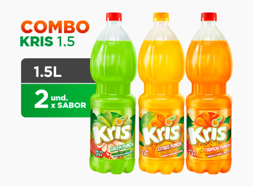 Combo Mix  Kris 1,5L