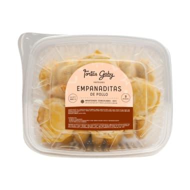 Empanadas chicas de Pollo (Congeladas)