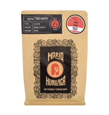CAFE MOLIDO 250G MARIA HUALLAGA