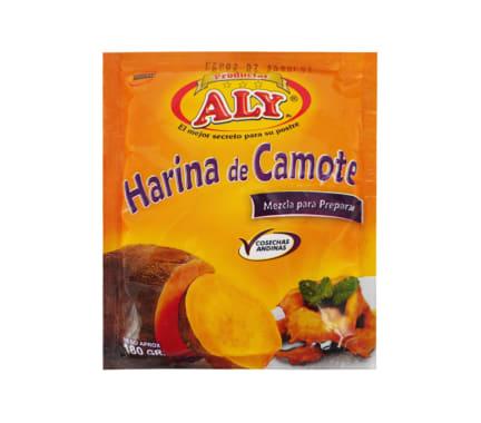 HARINA DE CAMOTE 180G ALY