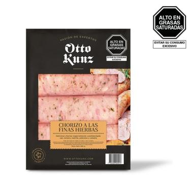 Chorizo Finas Hierbas