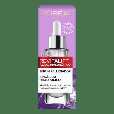 Sérum Rellenador Revitalift Ácido Hialurónico L'Oréal Paris