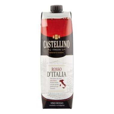 CASTELLINO VINO ROSSO D'ITALIA