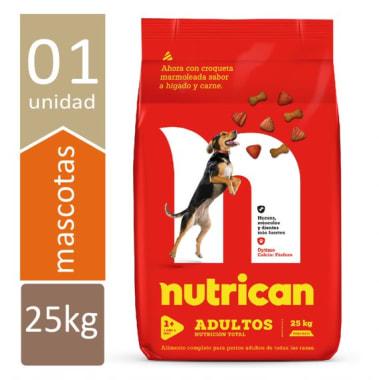 NUTRICAN ADULTOS 25KG