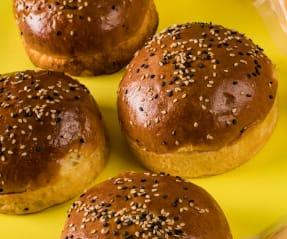 Pan Hamburguesa Brioche - Bon Beef