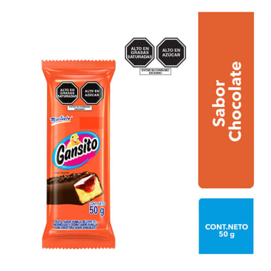 Gansito 50g Marinela