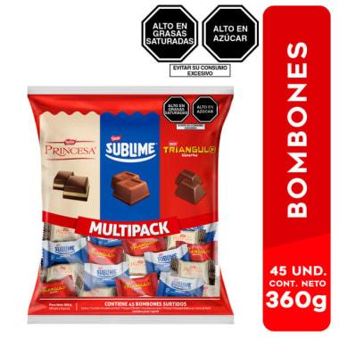 Bombones Multipack