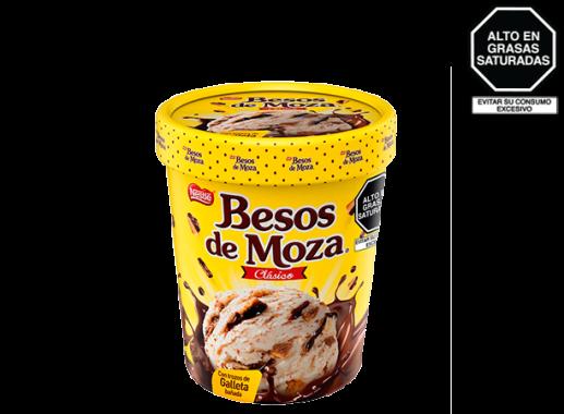 Helado Beso de Moza