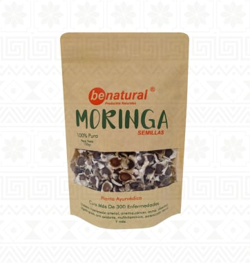 SEMILLAS DE MORINGA 100G BE NATURAL