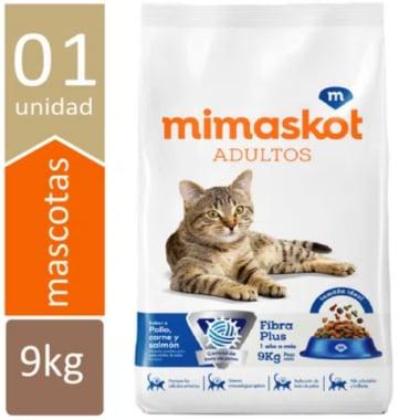Alimento para gatos adultos