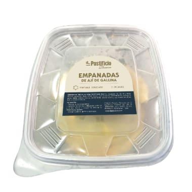 Empanada de Ají de Gallina x2