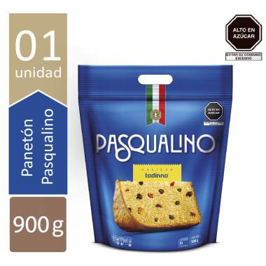 PANETON PASQUALINO BOLSA 800 GR