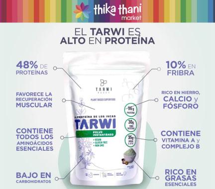 HARINA DE TARWI 250 GR TARWICORP