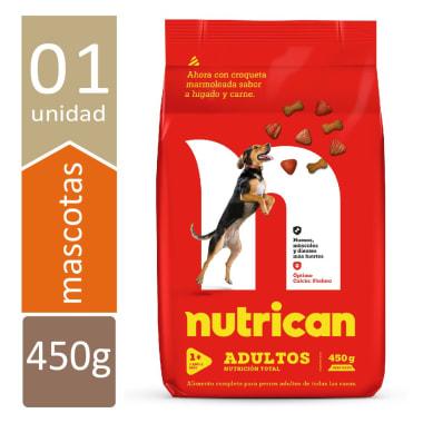 NVO NUTRICAN ADULTOS 450G