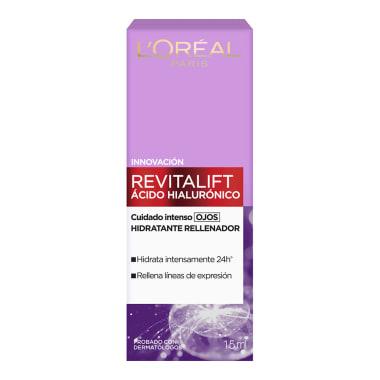 Contorno de Ojos Revitalift Ácido Hialurónico L'Oréal Paris