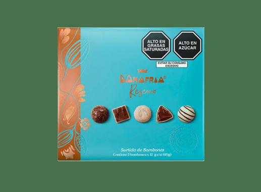 Bombones de Chocolate Surtidos X 5 Unid - D'Onofrio Reserva
