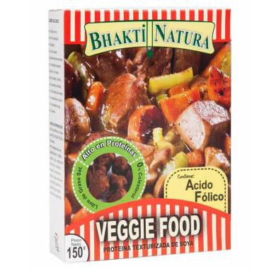 Proteína de Soya Bhakti Natura Comida Vegetariana