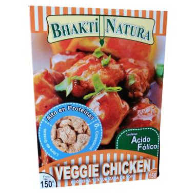 Proteína de soya Bhakti Natura Veggie Chicken