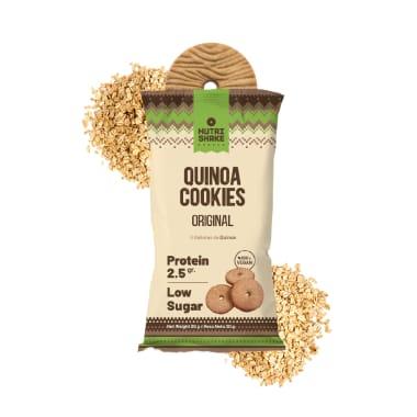 40 Original Quinoa Cookies