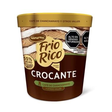 Frio Rico Crocante Café de Chanchamayo