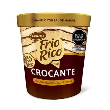 Frio Rico Crocante Caramelo & Sal de Maras