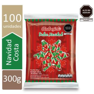 CARAMELO DULCE NAVIDAD 100X3 GR